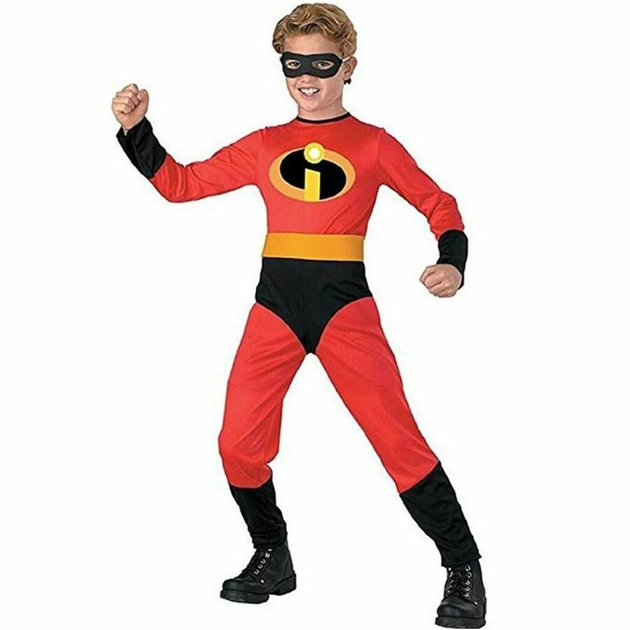 Outfit Fancy Incredibles Costume Family Matching Cosplay Kid Boy Girls Bodysuit