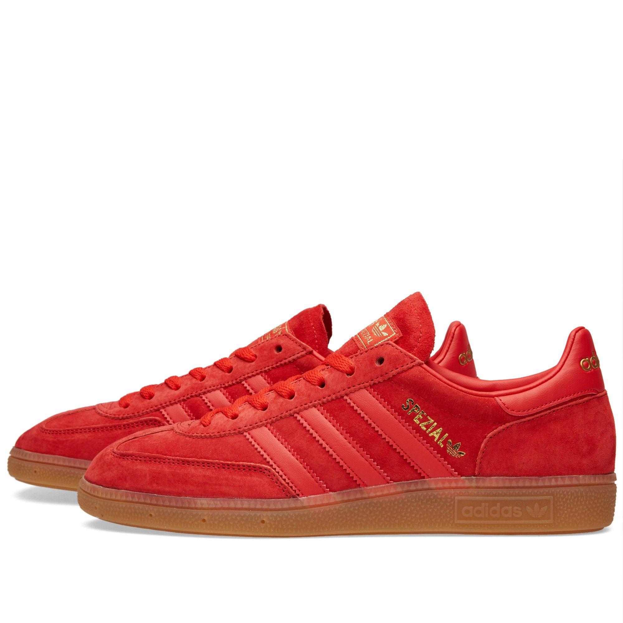 vaquero metano Exagerar  Adidas Spezial (Red & Gum) | Adidas spezial, Adidas, Adidas sneakers