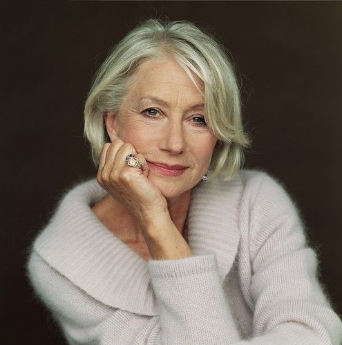 Dame Helen Mirren - Dame Helen Lydia Mirren  is an English actress who has won an Academy Award for Best Actress, four BAFTAs, three Golden Globes, four Emmy Awards, and two Cannes Film Festival Best Actress Awards. In 2003, she received a damehood for services to the performing arts at a ceremony at Buckingham Palace. Born: July 26, 1945