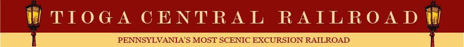 Tioga Central Railroad - Pennsylvania's Most Scenic Excursion Railroad