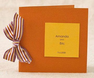 18 easy to make wedding programs wedding programs weddings and