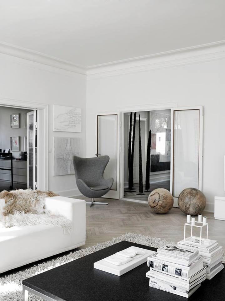 livingroom ARCHITECTURE \ DESIGN INSPIRATION Pinterest - wohnzimmer ideen altbau