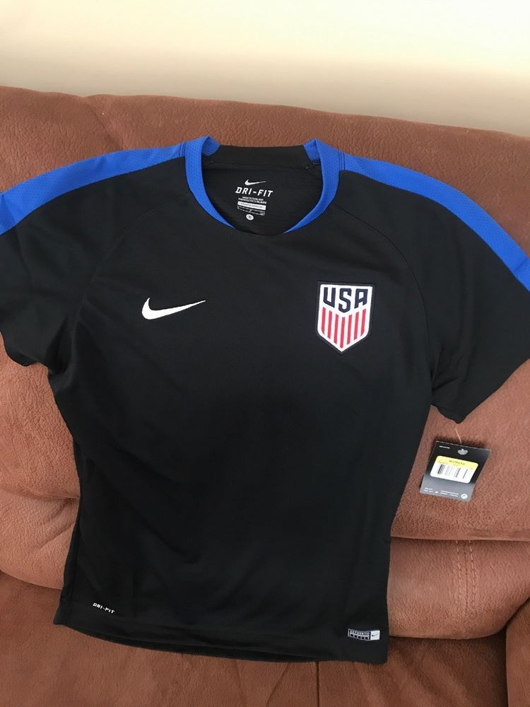 db773671 Nike usa national team Training soccer jersey new with tags size S women's  | eBay