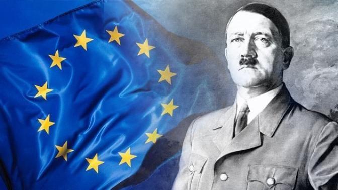La UE es el Cuarto Reich el sueño de Hitler\'   misterios ...