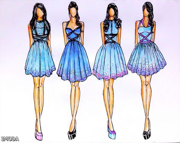 fashion ideas drawings - Google Search | fashion ideas | Pinterest ...