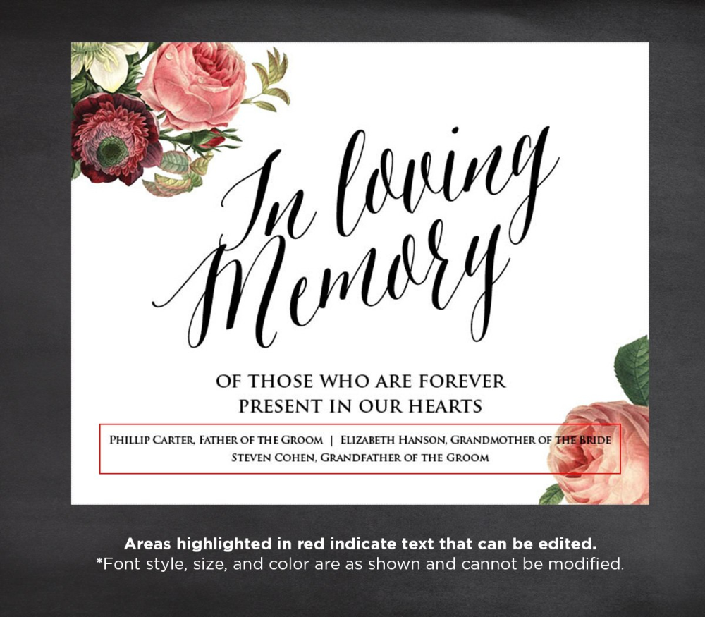 Template Ideas In Loving Memory Templates Free Printable Pertaining To In Memory Cards Templates 10 In Loving Memory Templates Printable Free Card Template