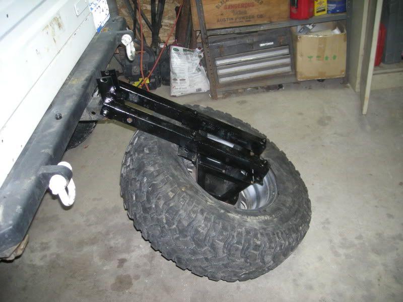 Rear Tire Carrier Design Jeepforum Com Jeep Xj Jeep