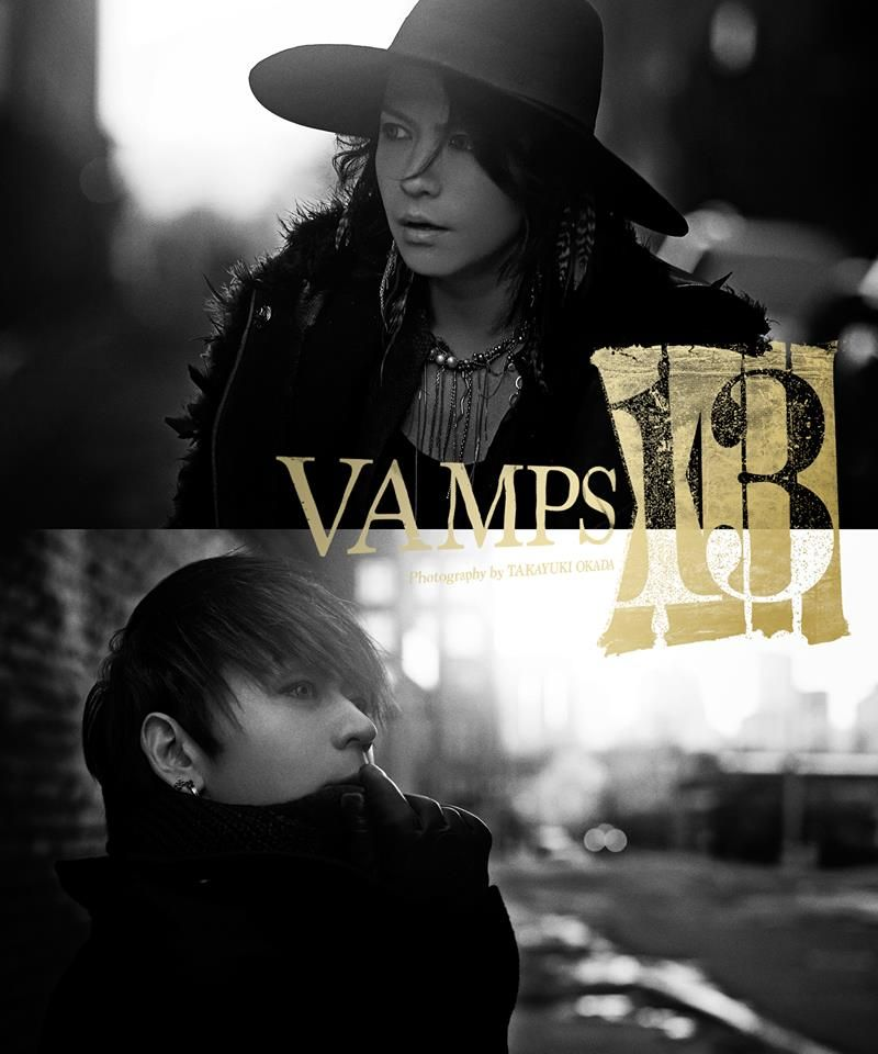 """VAMPS PHOTO EXHIBITION FOR THE FIRST TIME!!  VAMPS is now announcing """"VAMPS 13"""" photo exhibition in Shibuya, Tokyo!!   Place: PARCO MUSEUM Shibuya PARCO Part 1 3F Date: June 6th(fri) − June 16th (mon) 10:00~21:00 Admission: Adult ¥1,000 Student ¥800  Parco Museum Official Website http://www.parco-art.com/web/museum/exhibition.php?id=659  <日本語詳細> http://www.vampsxxx.com/contents/425"""