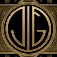 """He creado mi monograma personalizado con el Creador de Monogramas de """"El Gran Gatsby"""""""