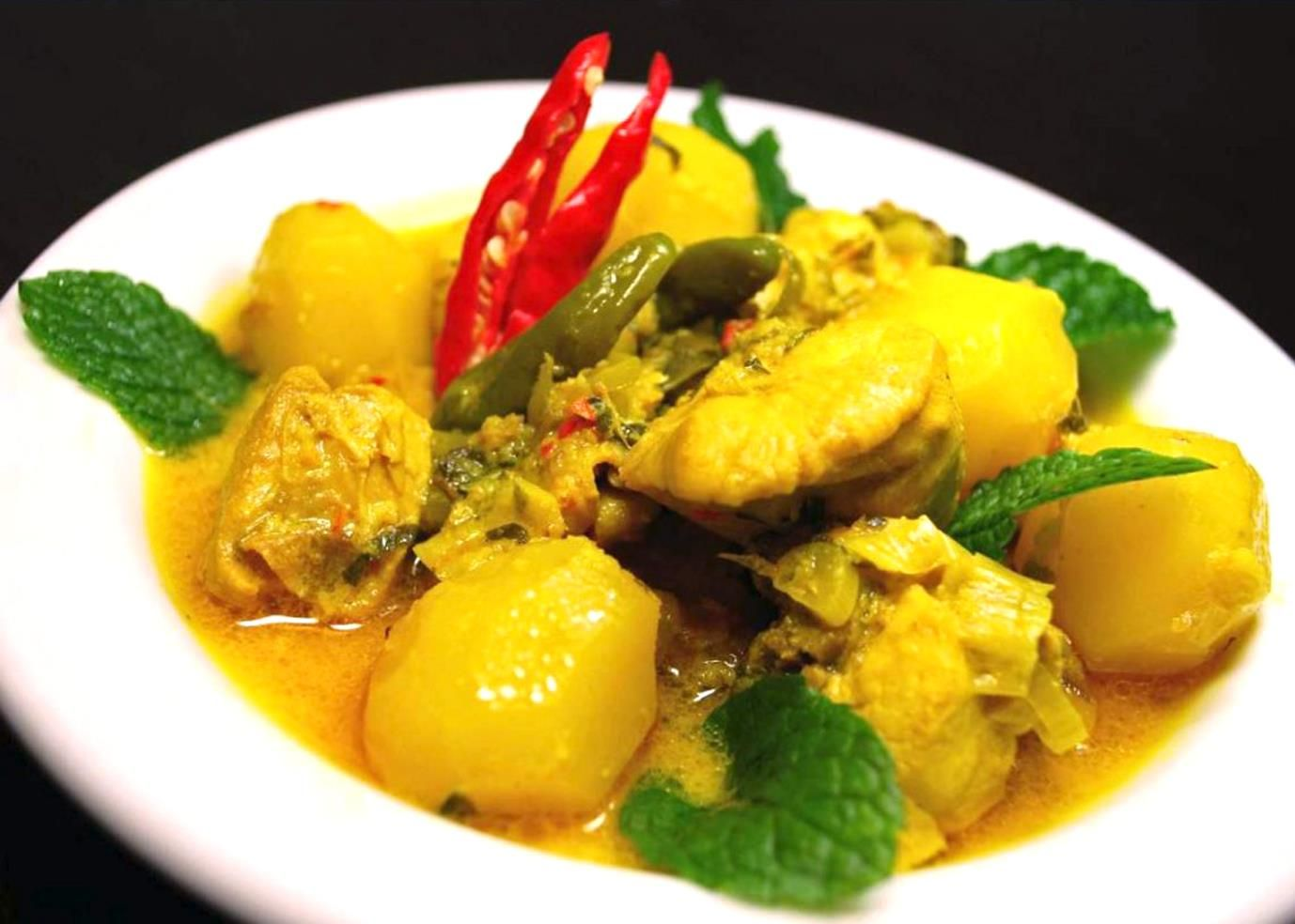 Ayam Tuturuga Chicken Food Cooking Recipes Meals
