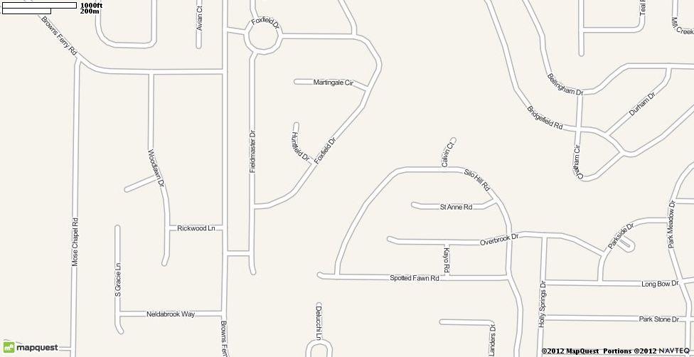 Madison, AL Map   MapQuest