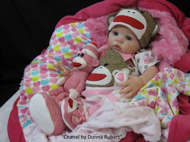 Donna Ruphert doll