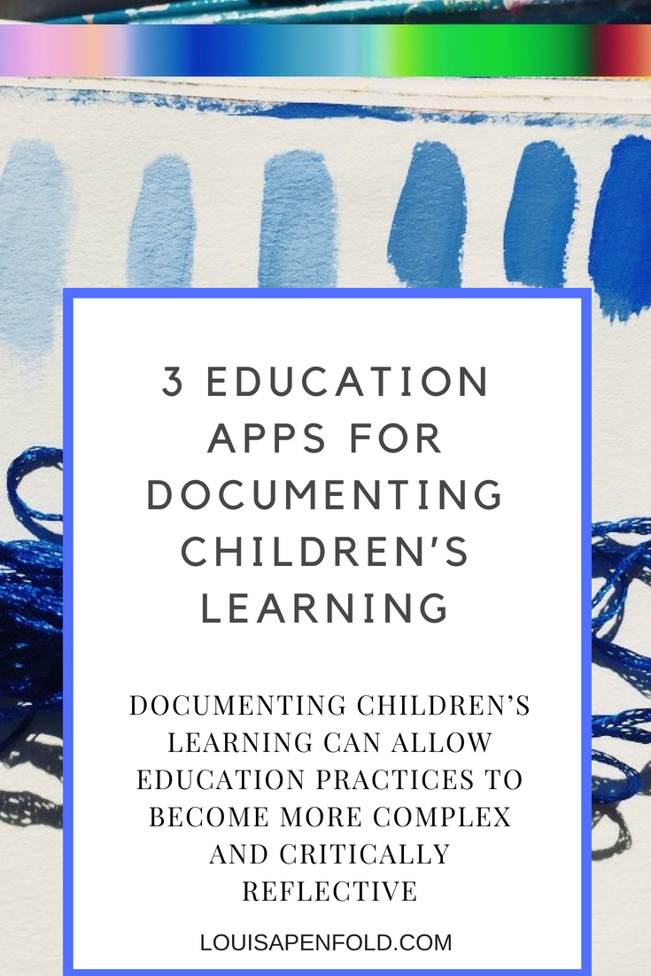 5 education apps for documenting learning in 2019 (With