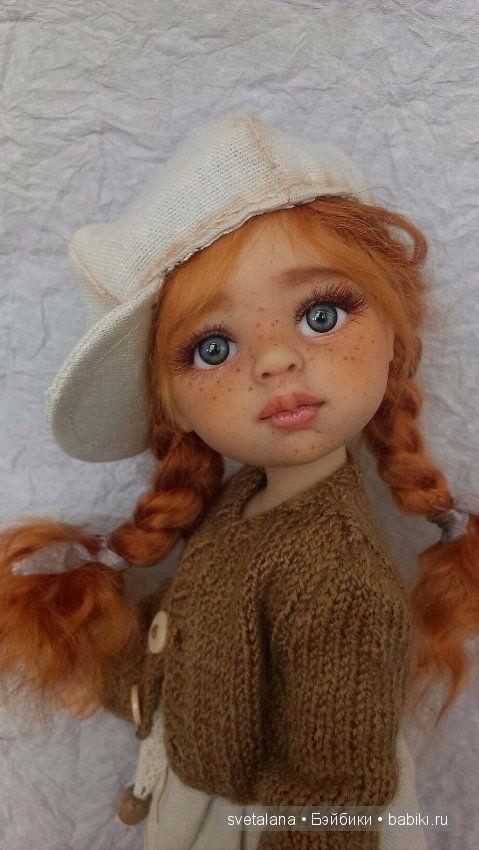 Тася и Ася.ООАК куколки Паола Рейна. - Бэйбики (с ...