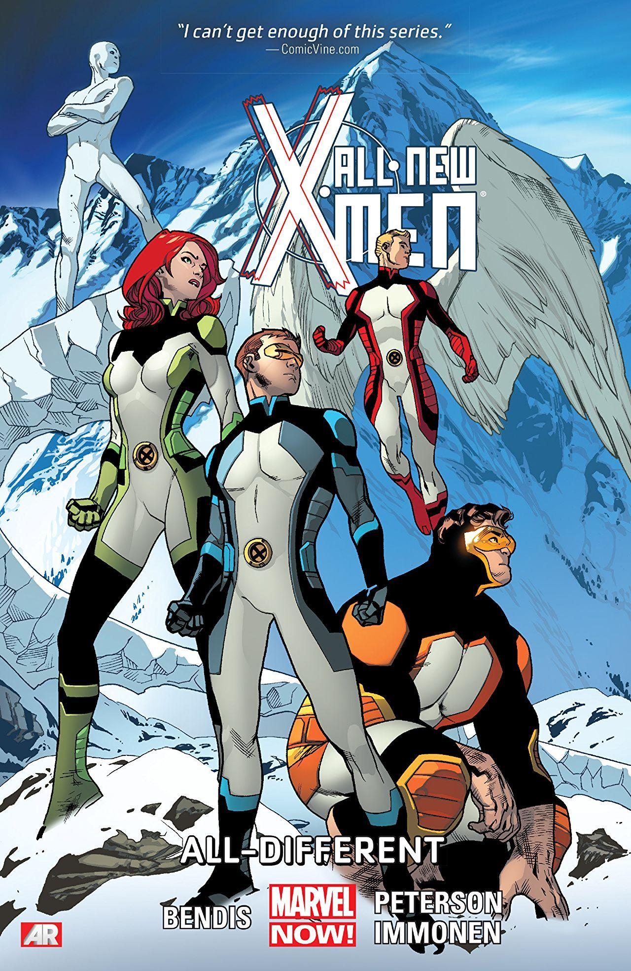 All New X Men Vol 4 All Different Comics By Comixology Marvel Comics Art X Men Costumes Marvel Comics