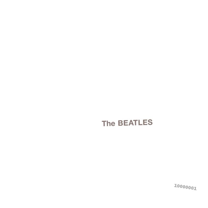 Image result for THE WHITE ALBUM-The Beatles