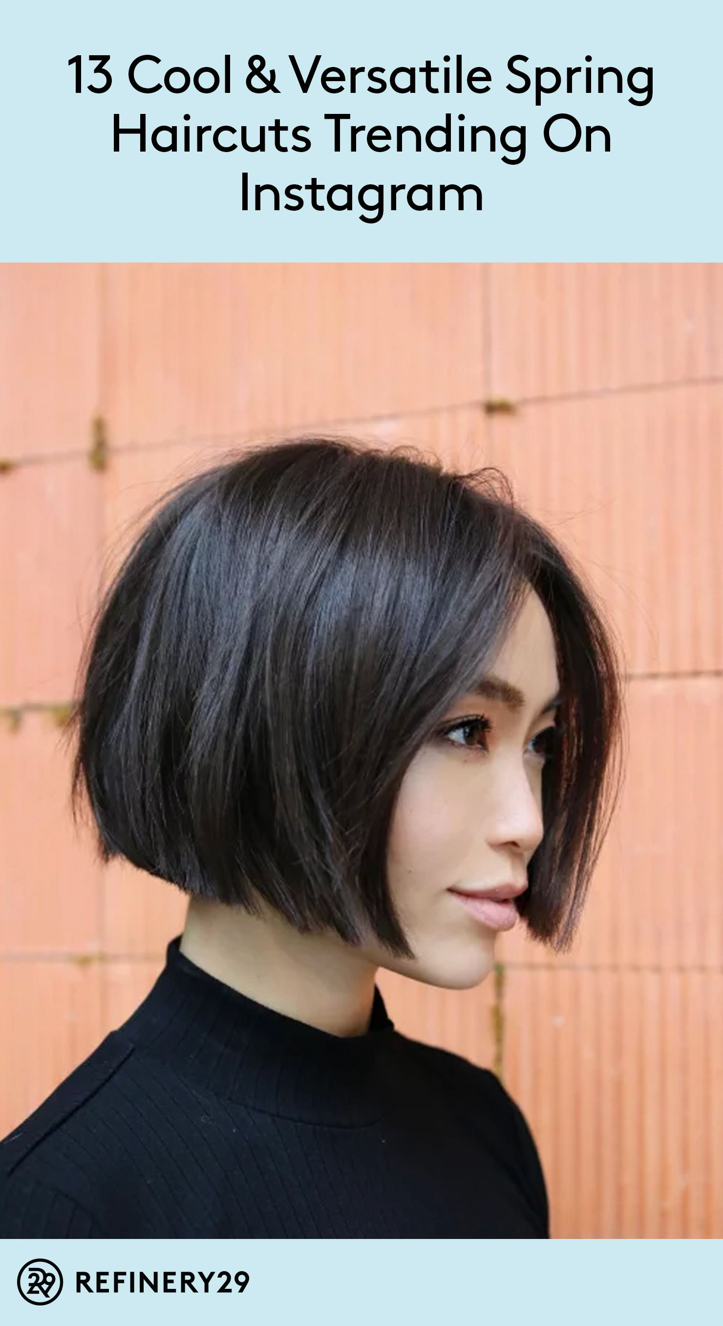 13 Cool Spring Haircuts Trending On Instagram