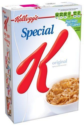 Special K Cereal And A Nick Name Given To Me By My Little Brother Special K Diet Special K Cereal Diet