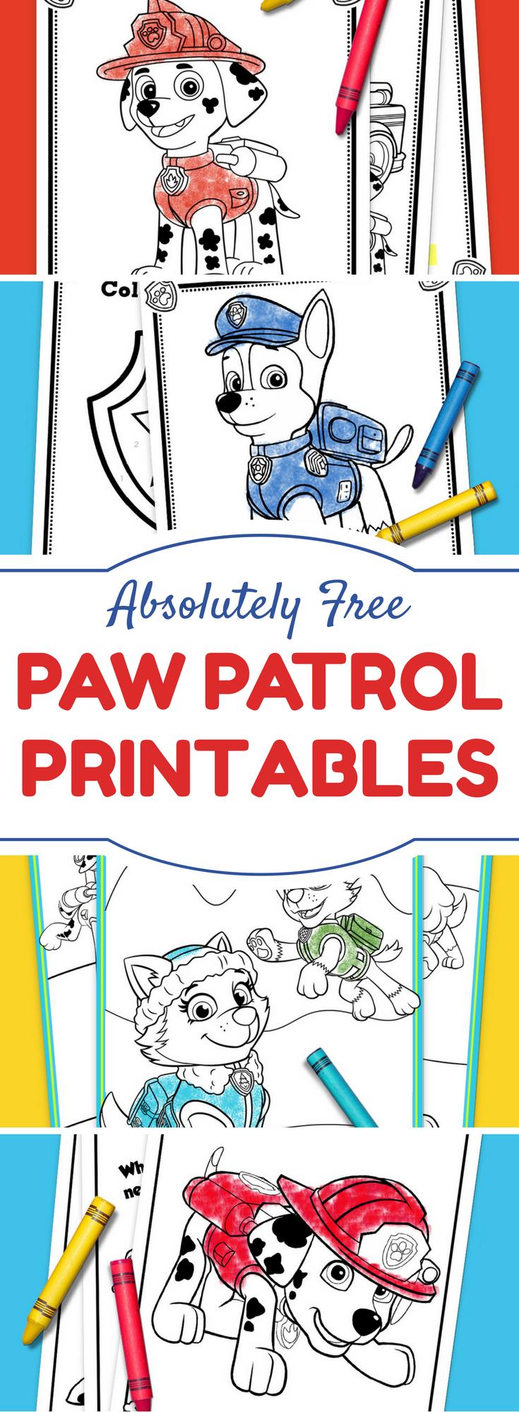 the top 10 paw patrol printables of all time paw patrol party