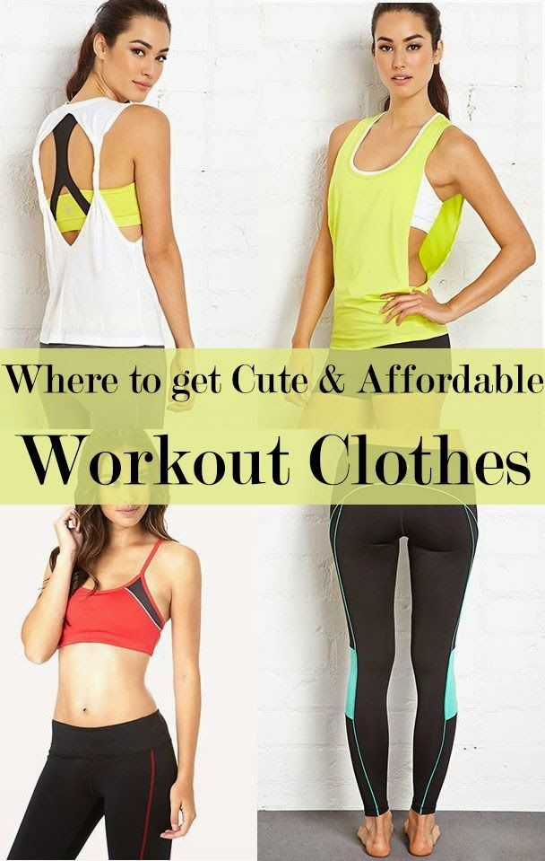 cbfb6cfdd64 Afitnurse.com  7 Places to Buy Affordable Fitness Clothing!