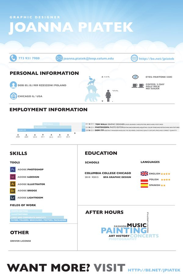 Resume Style Great Resume Design With Strong Unique Header Resume Design