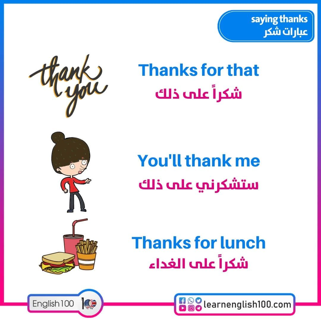 عبارات شكر بالانجليزي English 100 Thankful Fictional Characters Comics