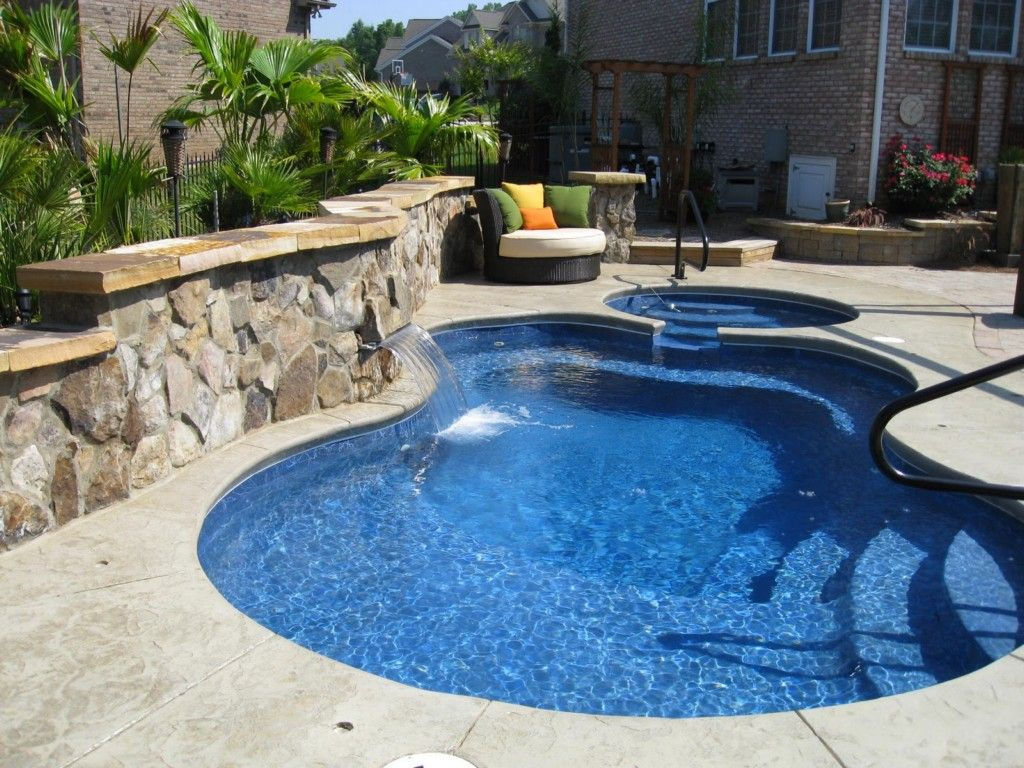 Top 45 Creative Diy Swimming Pool Design Ideas Pool Designs Outdoor Pool Viking Pools