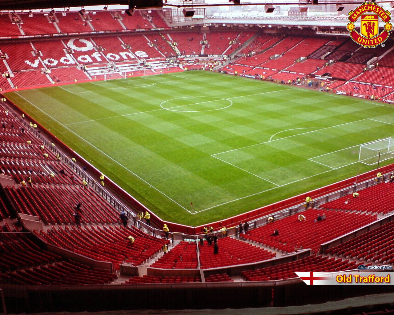 Old Trafford Stadium In 2020 Old Trafford Manchester United Manchester United Images