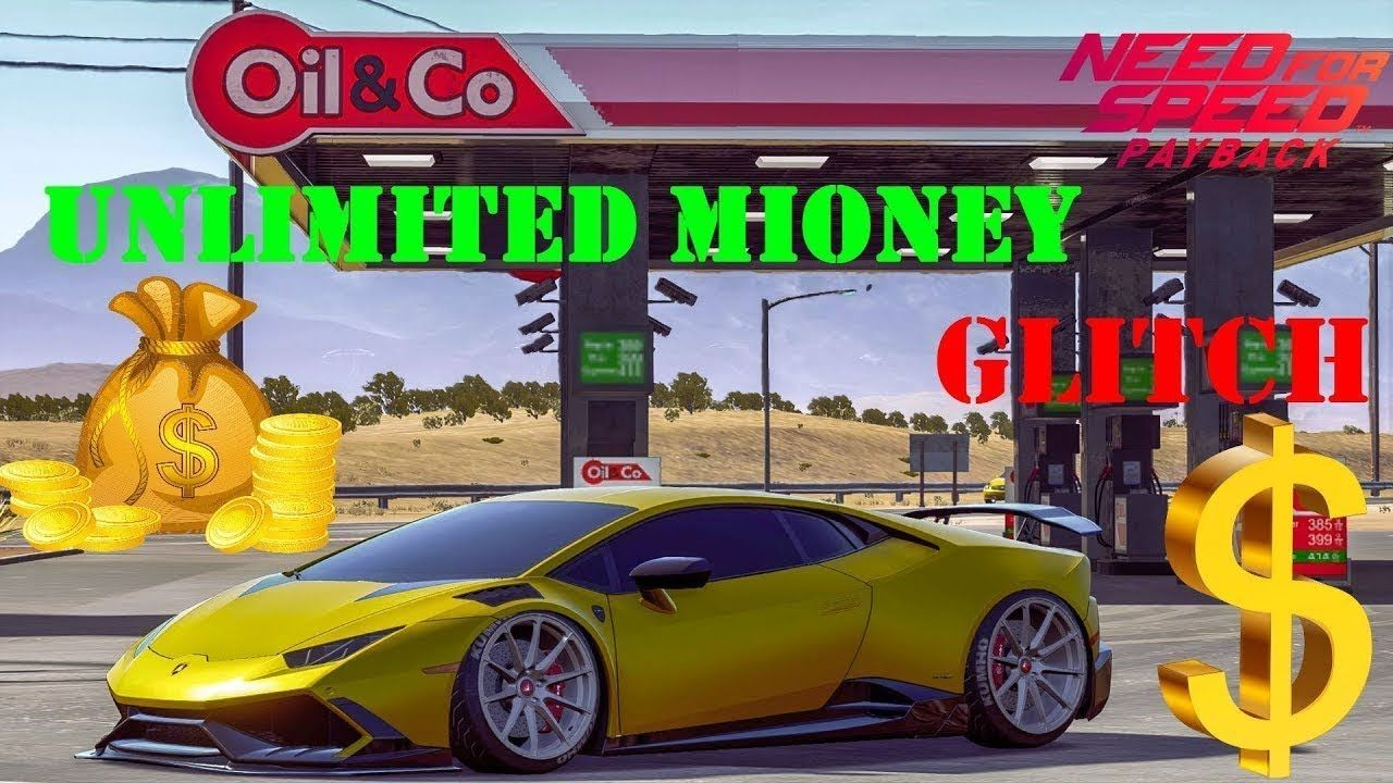 *NEW* UNLIMITED MONEY GLITCH NFS PAYBACK! WORKS FOR TOKENS