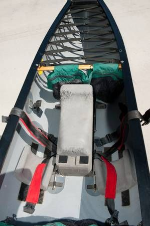 Dagger Rival for sale $800 fully outfitted  | Canoe and Kayak
