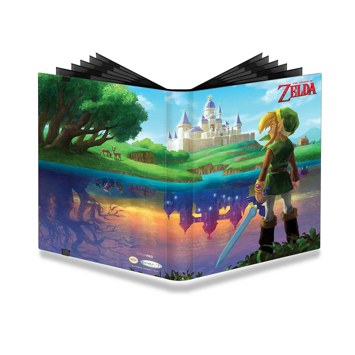 Ultra Pro Pro-Binder The Legend Of Zelda A Link Between