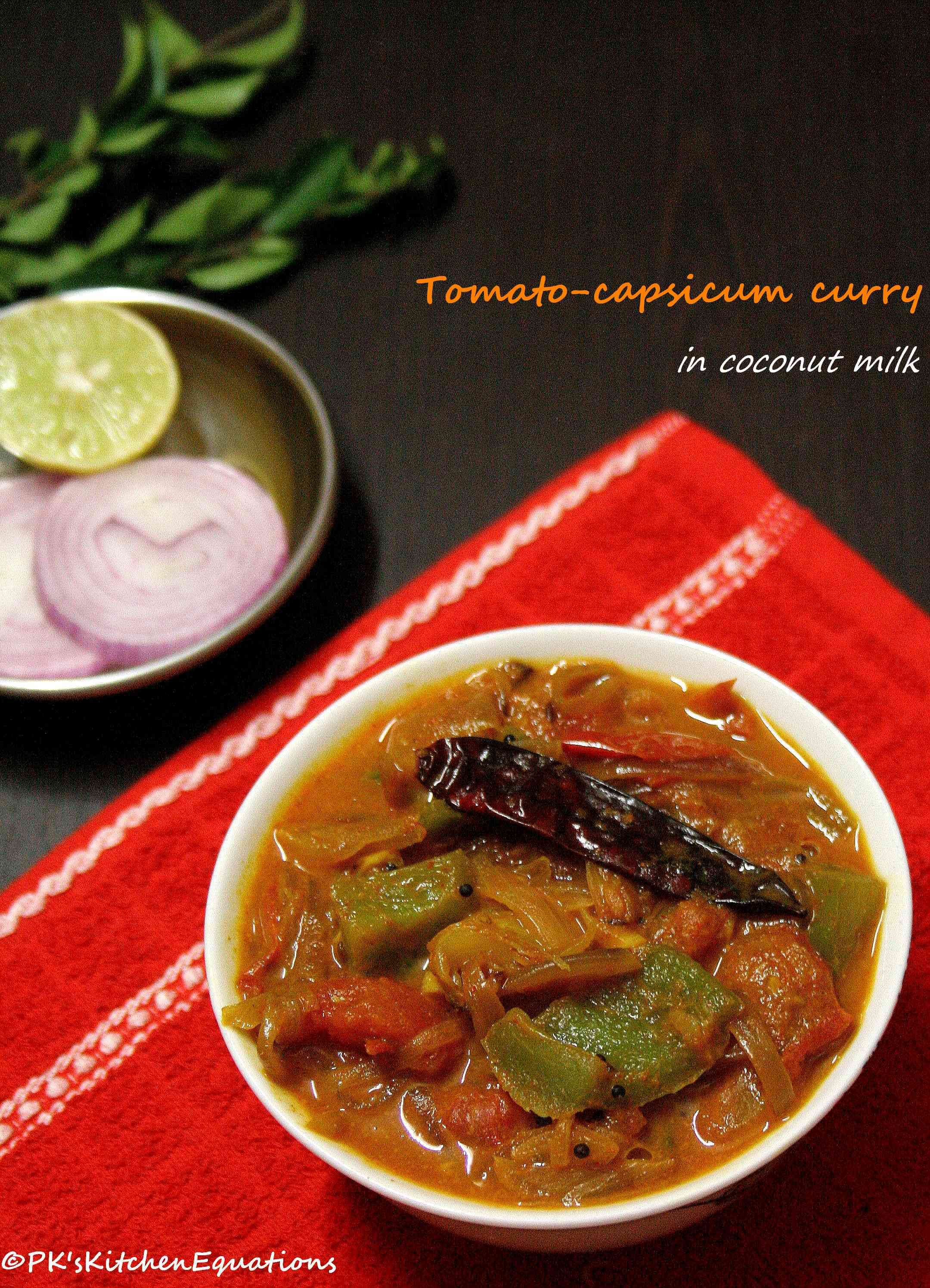 Malabar Thakkali Curry Easy Tomato Curry Side Dish For