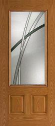 Fiberglass Exterior door for bedroom to outside Door
