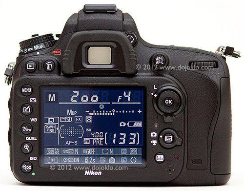 Nikon D600 Buttons Controls Book Manual Guide How To Use Learn Autofocus Tutorial Fotografia
