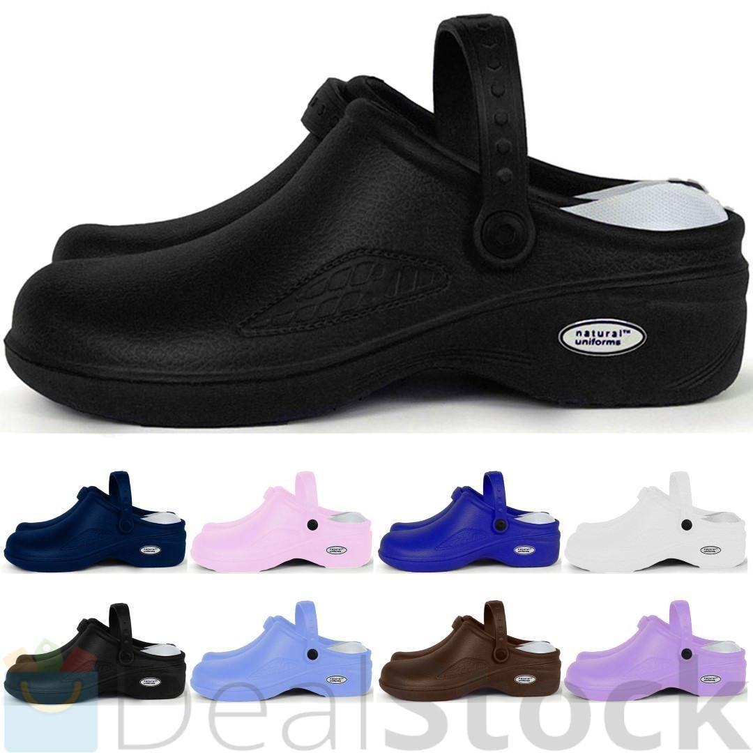 p of comfortable resistant picture comforter slip nurse black women work skechers comfort s shoes