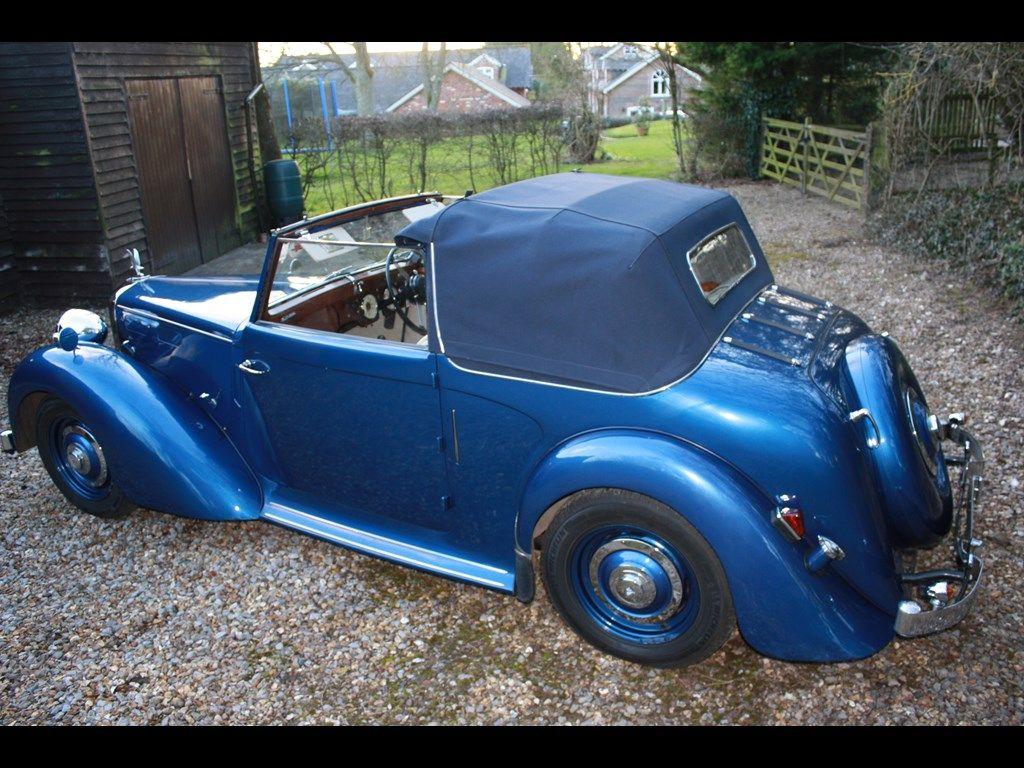 1949 Alvis Ta14 Classic Cars Cars For Sale British Cars