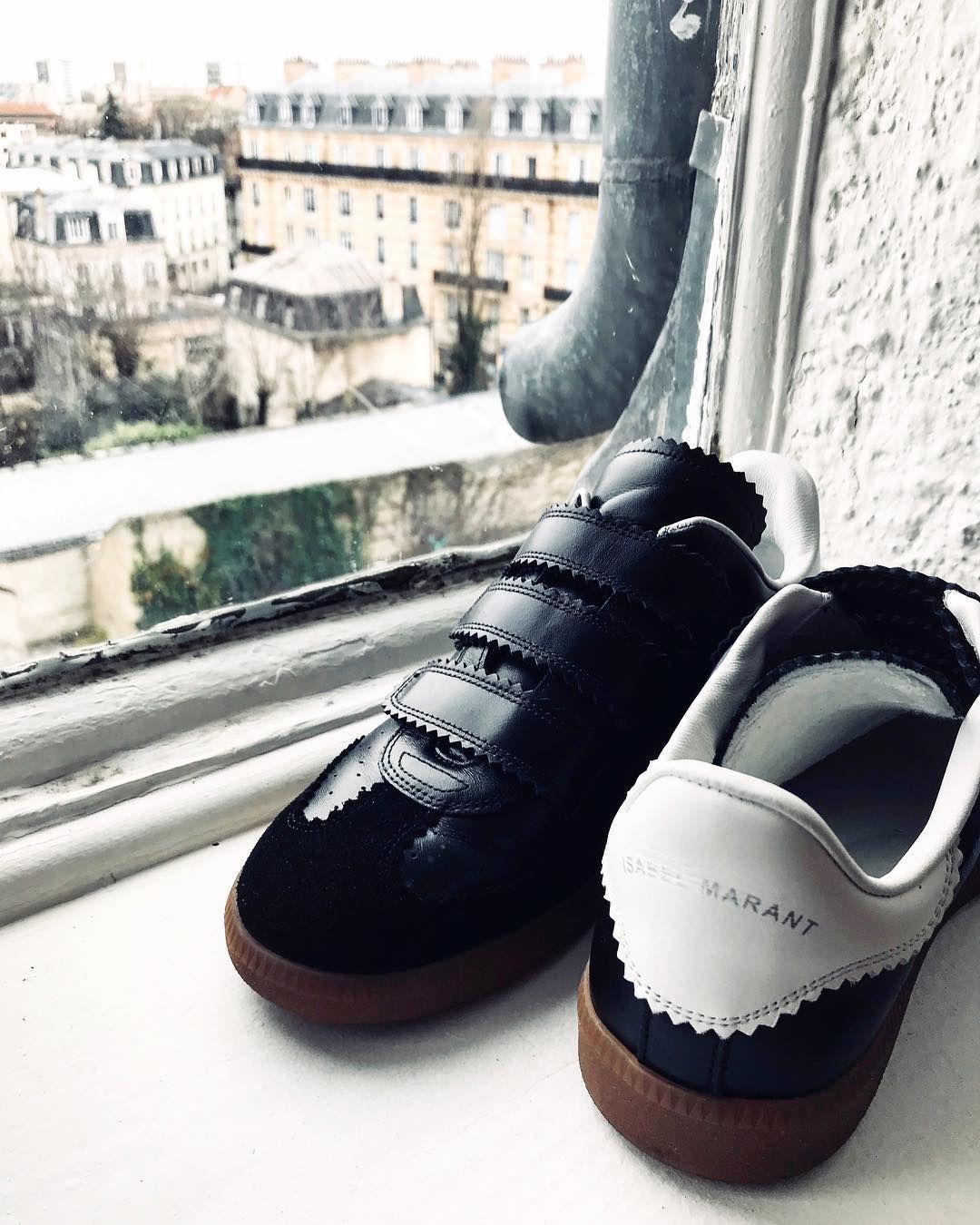isabel marant white beth sneakers