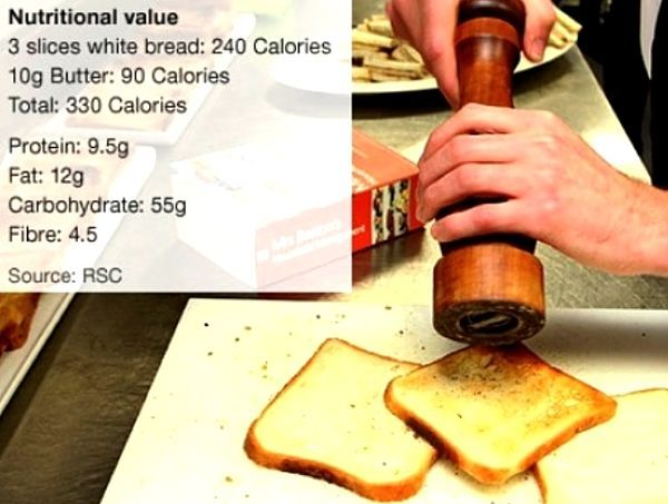Calculate The Calories In Each Meal By Adding Up The Calories In The