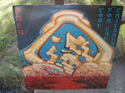 ODEN Come For The Children LP 1979 Asaph Records psych