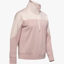 Photo of Ua Recover-Strickhemd für Damen mit ½ Zip Under ArmourUnder Armor