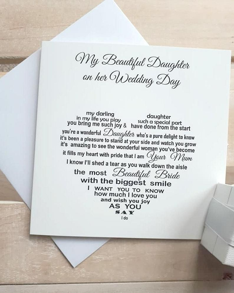 32+ Wedding gift for daughter uk ideas in 2021
