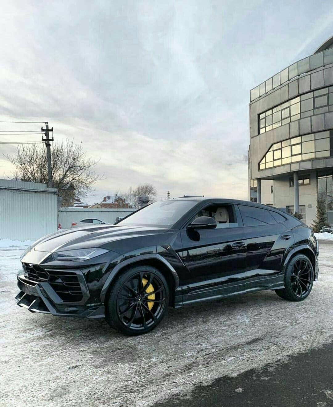 Black Beast Urus ! Follow @carz_hype On Instagram ! #urus