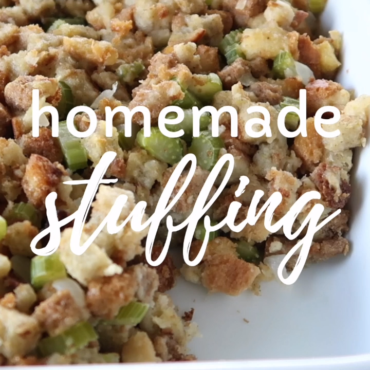 Homemade Stuffing