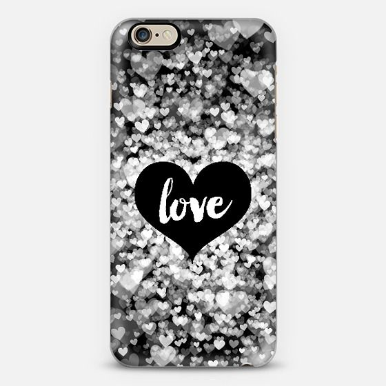 @casetify sets your Instagrams free! Get your customize Instagram phone case at casetify.com! #CustomCase Custom Phone Case | iPhone 6 | Casetify | Graphics | Typography | Black & White  | Tracey Coon