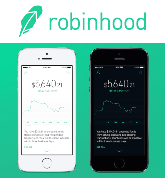 Robinhood Raises 13M To Democratize Stock Market With