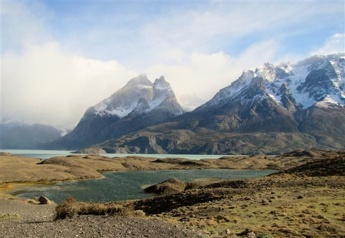 Torres del Paine, after the 12/11 fire