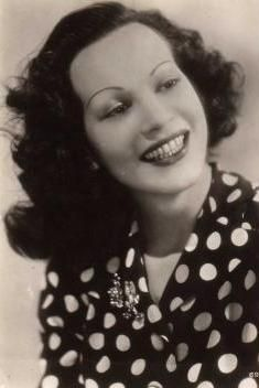 Luisa Ferida (March 18, 1914- April 30, 1945)  She was executed, shot in the street in Milan, along with her husband Osvaldo Valenti by partisans who believed they were colluding with Fascist officials.  Ferida was pregnant at the time of her death.