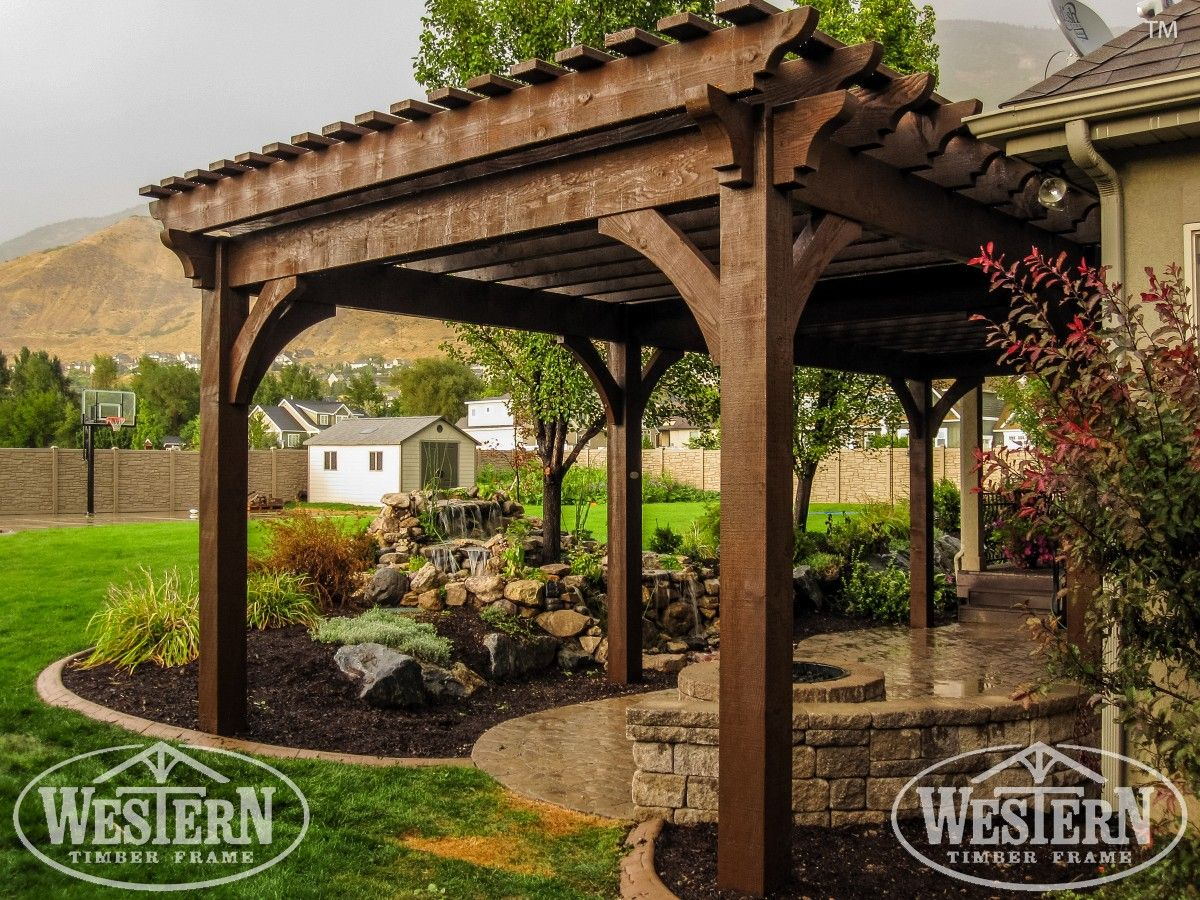 Gallery With Images Timber Pergola