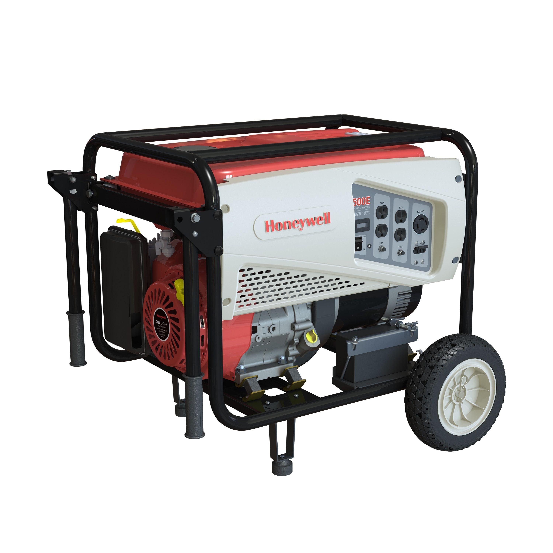Generac D Carb 7 500 watt Electric start Portable Generator