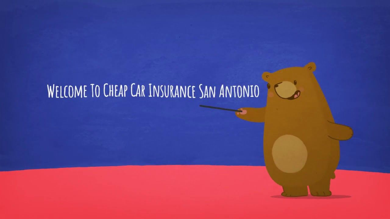 Car insurance in san antonio is mandatory and needs to be